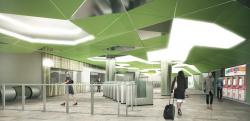 Входы в метро переделают в дизайнерские павильоны