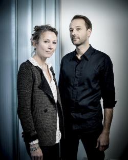 Паскаль Дали и Фредерик Шартье. Фото: Frederic STUCIN / PASCO
