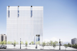 Здание Федерального суда округа Юта