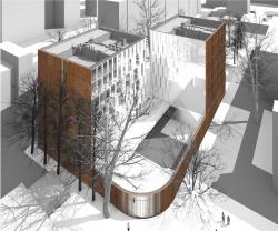 Концепция жилого дома во 2-ом Донском проезде