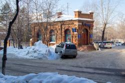 Исчезнувшая улица и так и не появившаяся Театральная площадь в Хабаровске