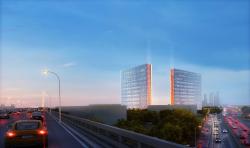 Конкурсная концепция штаб-квартир компаний «Спортмастер» и «O′stin»