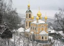 Воскресенская церковь города Плёс стала победителем градостроительного конкурса