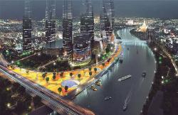 Светлый город у воды