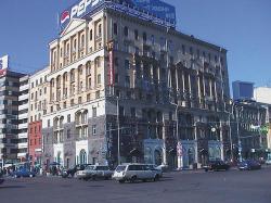 Реконструкция магазина «Бенеттон»
