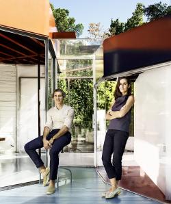 Хосе Сельгас и Лусия Кано. Предоставлено SelgasCano