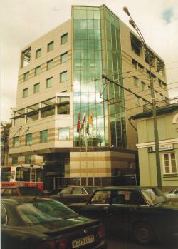 Административное здание на Воронцовской