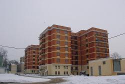 Жилой дом в Большом Сухаревском пер.
