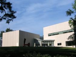 Музей искусств Нэшера в Университете Дюка