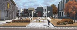 Проект жилой застройки в г. Звенигород