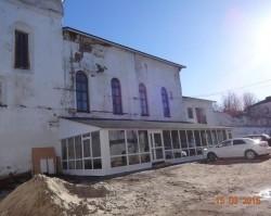 Ярославская епархия оштрафована за пристройку к Спасо-Пробоинской церкви