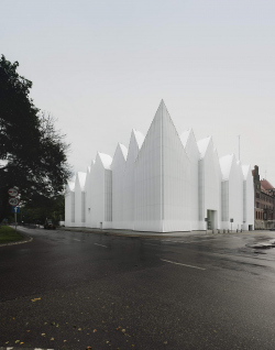 Barozzi / Veiga при участии Studio A4. Концертный зал Филармонии в Щецине © Simon Menges