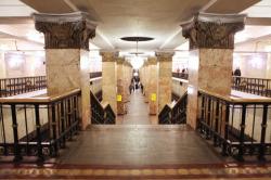 Как создавалась подземка: вокзал на Красной площади и пекари-метростроевцы
