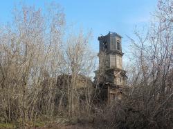 Троицкая церковь, Верхний Секинесь, Мамадышский район Татарстана