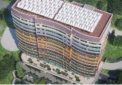 Администрация Ростова запретила строить 12-этажный отель в сквере Седова на набережной