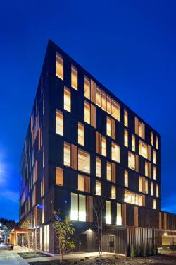 Центр инновационного проектирования из дерева
