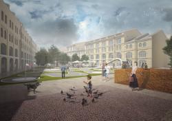 Проект регенерации Большого Гостиного Двора