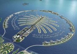 Остров Палм Джумейра. Дубай. Проект (2005)