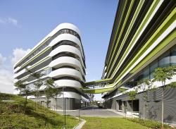 Кампус Сингапурского университета технологии и дизайна