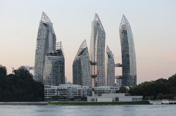 Жилой комплекс Reflections at Keppel Bay