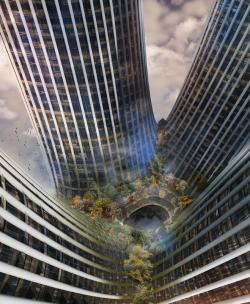Проект небоскреба Hyperion