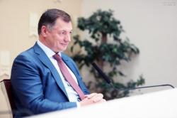 Марат Хуснуллин: Реконструкция бассейна «Лужники» завершится к 2018 году