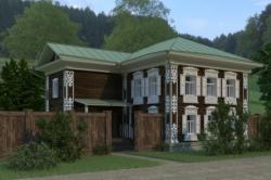 В столице Югры задумались над созданием ландшафтного музея «Шейминский квартал»