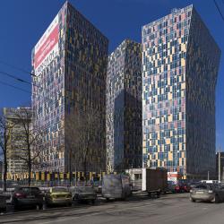 Многофункциональный комплекс на Мытной улице