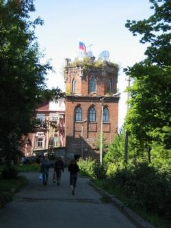«Чарушинскую» водонапорную башню продают за 940 тыс. рублей
