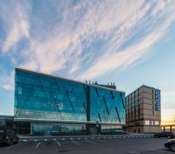 Бизнес-центр и гостиница у аэропорта «Пулково»
