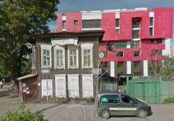 В Иркутске почти полностью выгорел очередной памятник архитектуры