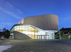 Культурный центр Montforthaus