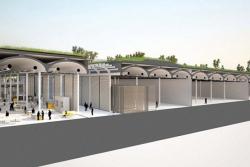 Несмотря на протесты, суперхранилище Лувра будет создано
