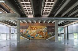 Музей современного искусства «Гараж» в Парке Горького («Времена года»)