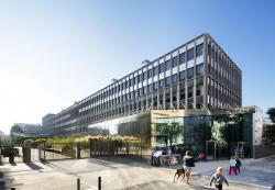 Комплекс Национального географического института и службы Météo France