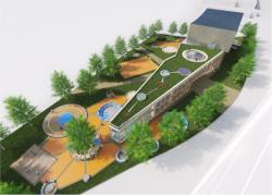 В Москве построят школу по проекту голландцев Kraaijvanger