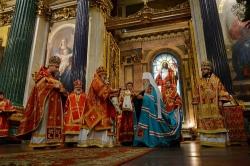 Митрополия просит передать ей Исаакиевский собор