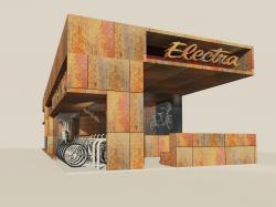 Велопавильон Electra