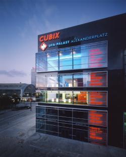 Кинотеатр Cubix