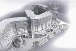 «Квартира.Ру» строит жилой комплекс «Платинум» - рядом с будущим «Охта-центром»