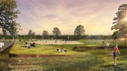 Проект присоединенной территории природно-исторического парка «Кузьминки-Люблино»