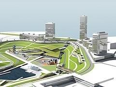 Концепцию развития поймы реки Царица представят в октябре