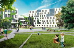 Архитектурно-градостроительное решение по жилой застройке поселения Ильинское
