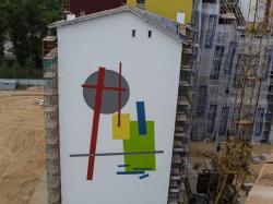 Под Воронежем появится площадь Кандинского и картины Малевича на многоэтажках