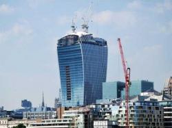 Лондонский небоскреб могут признать самым уродливым зданием Великобритании