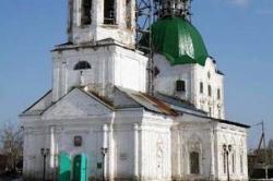Петропавловская церковь в Тобольске ждет завершения реставрации