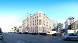 Реконструкция офисного здания на Большой Якиманке под гостиничный комплекс