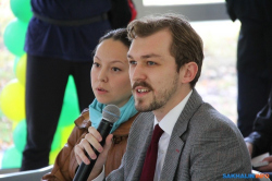 В Южно-Сахалинске обсуждают будущее городского парка