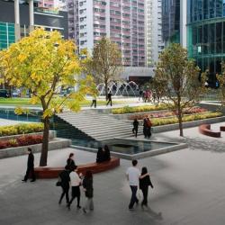 Как выглядят общественные пространства в Гонконге, Бильбао и других городах мира