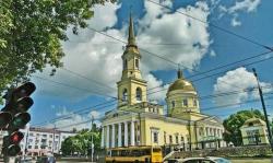 Планируется реставрация Александро-Невского собора в Ижевске